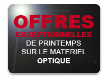 Promotions Optique Printemps Eté 2017