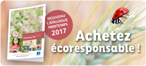 Sortie du Catalogue printemps LPO 2017