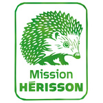 Logo mission hérisson