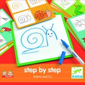 Step by step Animaux & Cie