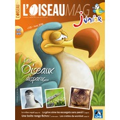 L'Oiseau Magazine Junior n°25