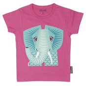 Tee-shirt manches courtes Elephant 2 ans