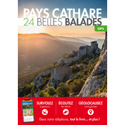 Pays Cathare, 24 belles balades