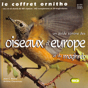 Coffret ornitho 10 CD
