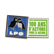 Pin's Collector 100 ans LPO