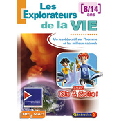 CD-Rom Les explorateurs de la vie