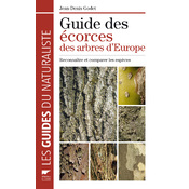 Guide des écorces d'arbres d'Europe