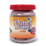 Beurre de Cacahuètes Fruits rouges Flutter Butter 330g