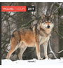 Calendrier 2019 Loups 30x30 cm