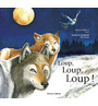 Calendrier 2020 Loups 30 x 30 cm
